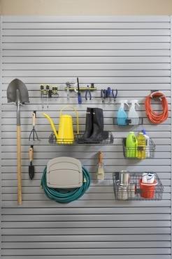 various gardening equipment