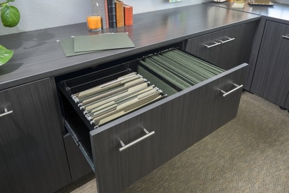 Open Office Filing Cabinet